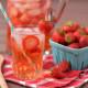 イチゴを使ったデトックスウォーターの効果と組み合わせ10選